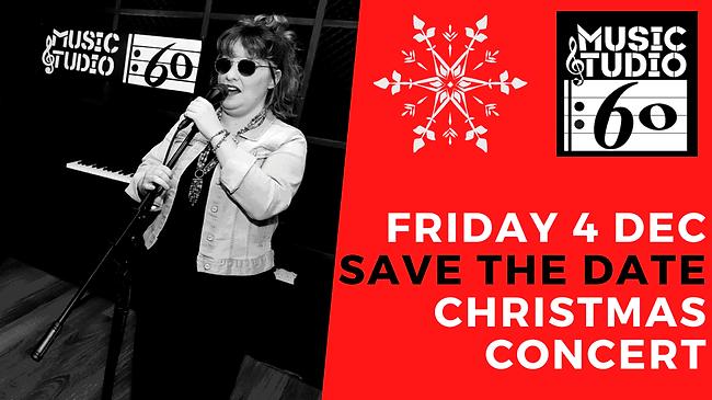 Christmas Concert - Friday 4 December