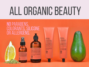 Fresh Organic Salon Beauty on a Budget—At Home