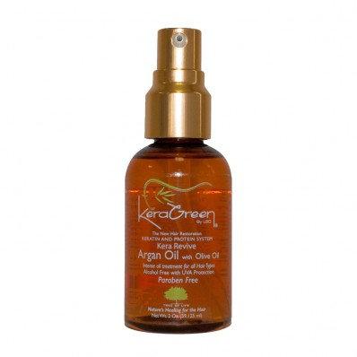 KeraGreen Kera Revive Argan & Olive Oil Treatment