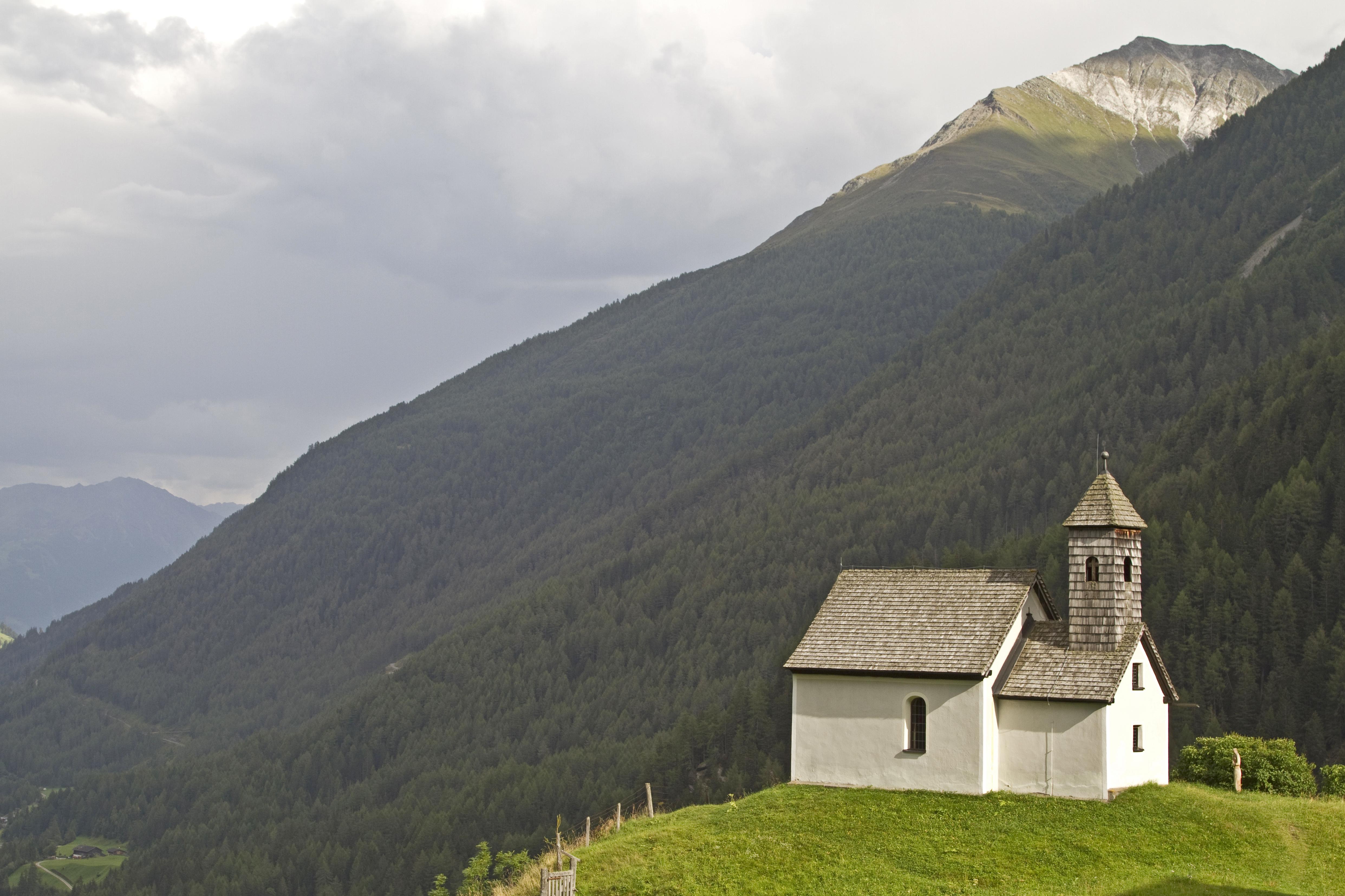 Kirche im Virgental