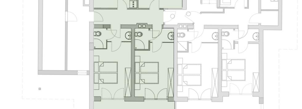 3. Stock - Wohnung Lasörling