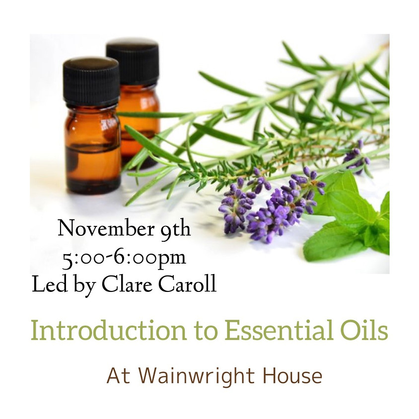 Introduction to Essential Oils and Aroma-Yoga Class