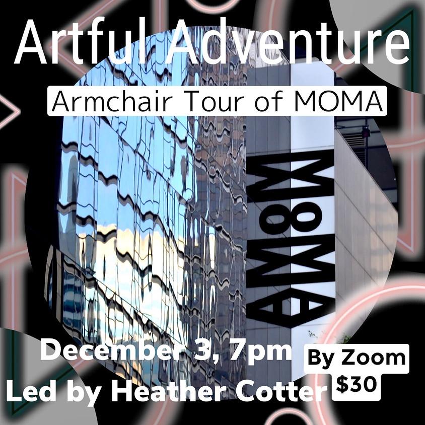 MoMA Virtual Tour