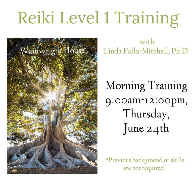 Reiki I Morning Training