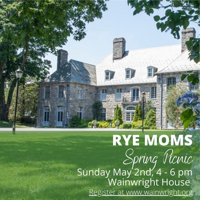 Moms Picnic at Wainwright House