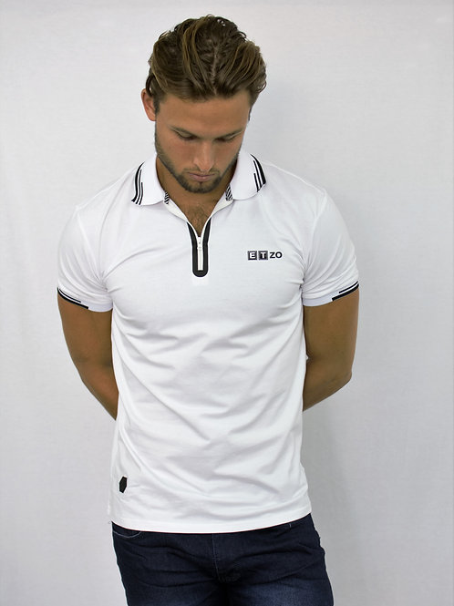 Short Sleeves Solid Polo (1983)