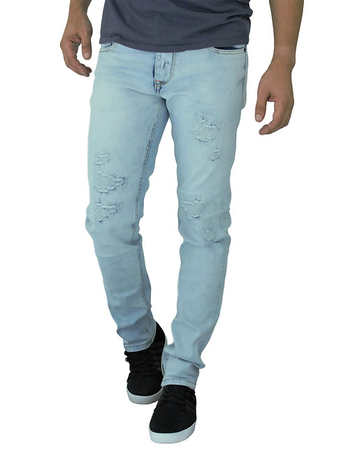 Etzo Premium washed denim (J7623)