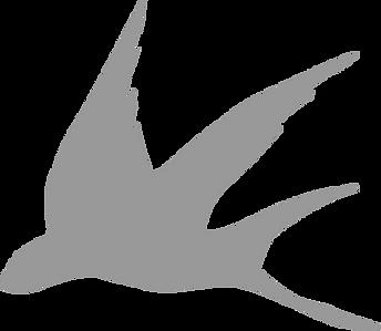 bird paper cut out art