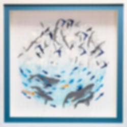 PelagicLife1-SarahTrenchardArt-550x550-1