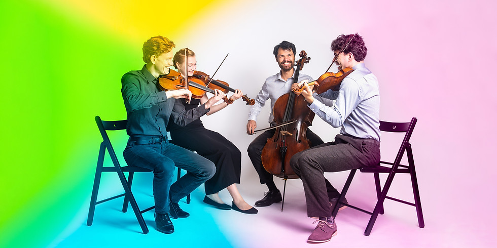 Friction Quartet Premieres Young Composer Commissions