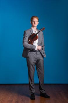 Kevin Rogers, violin