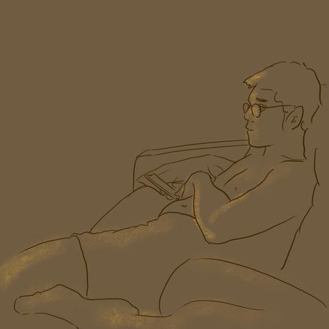 Lazy Evening