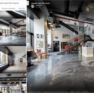 Intégration Google Street View