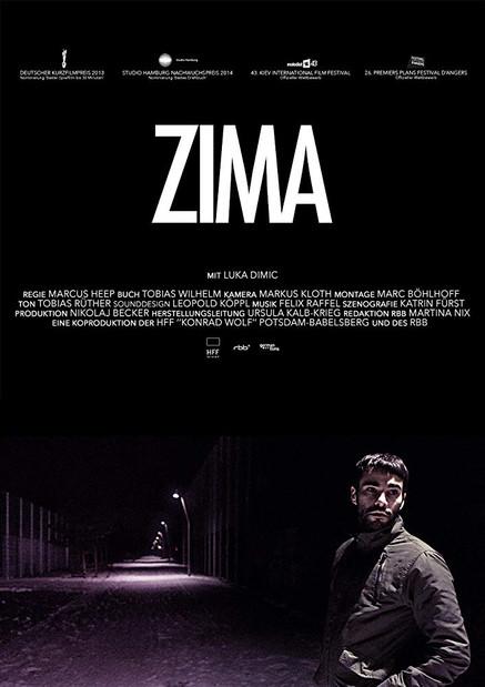 ZIMA - Kurzspielfilm RBB Movie, 30 Min.