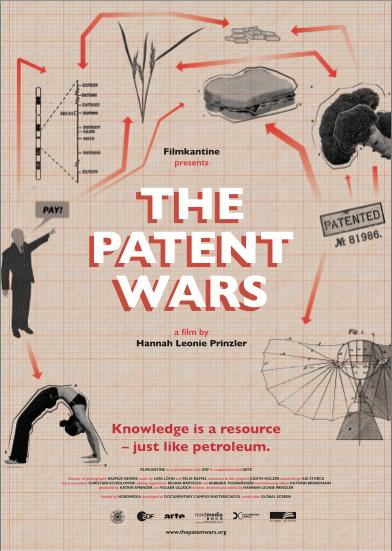 THE PATENT WARS - Dokumentation, 90 Minuten