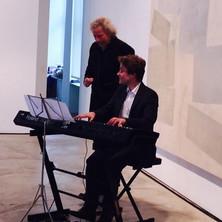 On stage with Thomas Gottschalk 2015