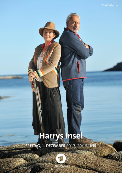HARRYS INSEL - Fernsehfilm 90 Min.