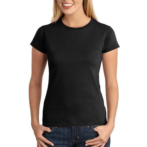 Egyedi, céges, logós, vagy képpel ellátott póló, női fazon
