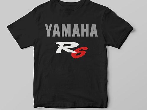 Yamaha R6 - feliratos póló