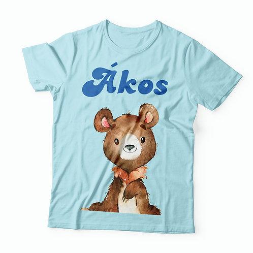 Macis - feliratos póló - szülinapi póló