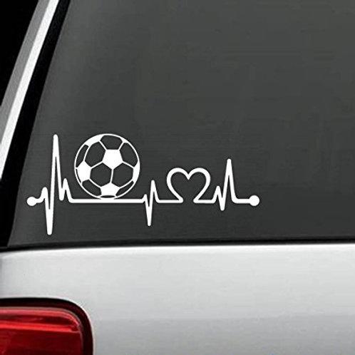 Focista, Szeretem a focit Matrica