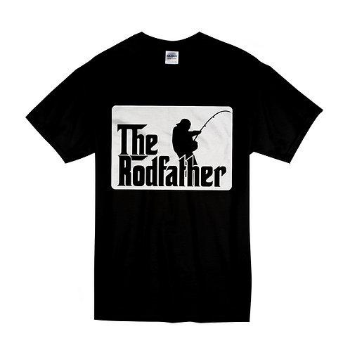 Horgász póló, póló horgászoknak - The rodfather