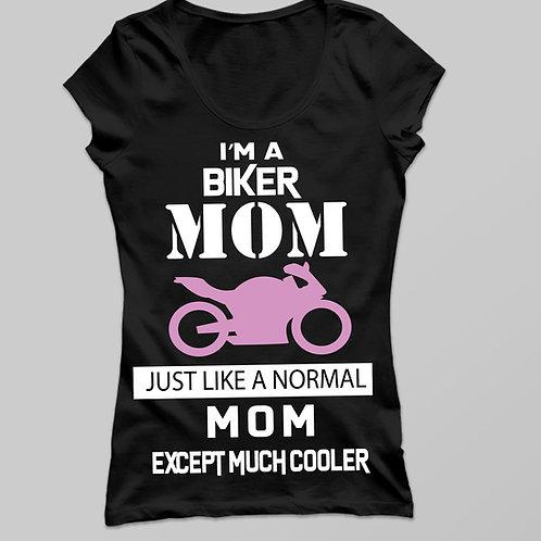 Biker mom - motoros anya