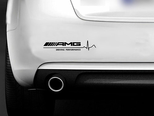 AMG Driving Performance - Matrica
