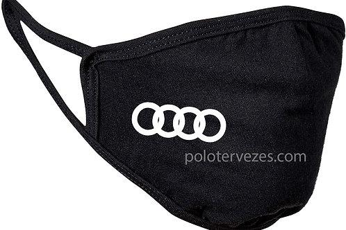 Audi feliratos maszk, feliratozott maszk, egyedi maszk
