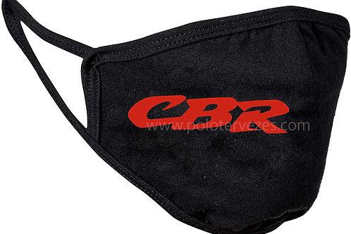 Honda CBR feliratos maszk, feliratozott maszk, egyedi maszk motoros