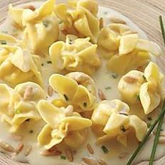 Fiocchetti di pere e formaggio