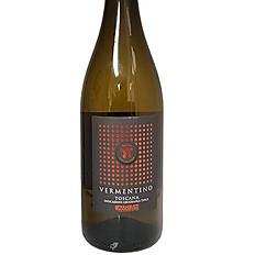 Vino bianco Vermentino Toscano