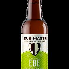 Birra artigianale EBE 0,33