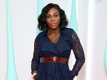"Serena Williams Reflects on the Challenge of Her ""Fabulous"" Pregnancy Fashion"