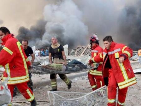 Beirut, Lebanon Explosion: An Inside Look