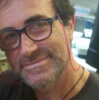 Il professor Kröss al Salone del Libro di Torino