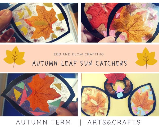 Autumn Sun Catchers