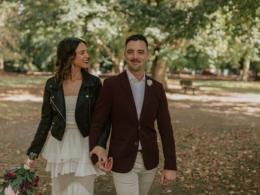 Josh + Liana | Botanic Park, South Australia | Wedding