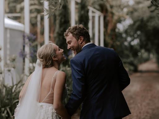 Jon + Louise | Waverley Estate, Port Elliot | Wedding