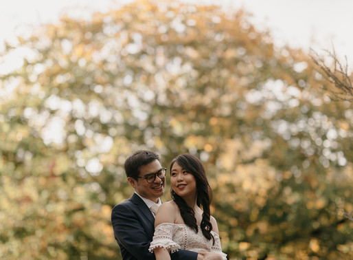 Edwin + Shu | Bridgewater, South Australia | Wedding