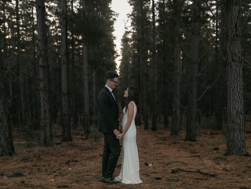 Tom + Kate | Kuitpo Forest, South Australia | Wedding
