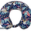Thumbnail: Patterned Cool Touch Memory Foam Neck Pillow