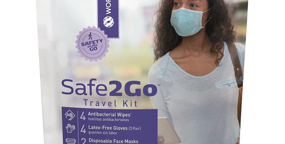 Safe2Go™ Travel  Kit
