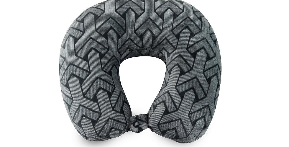 Escher Signature Fiber-Filled Neck Pillow