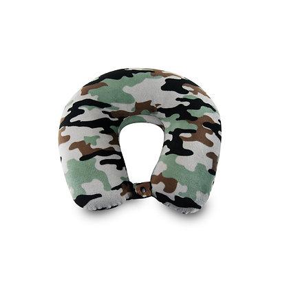 Camo Signature Fiber-Filler Neck Pillow