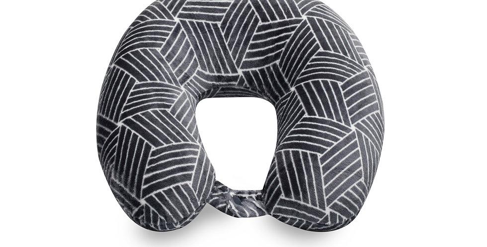 Cube Signature Fiber-Filled Pillow