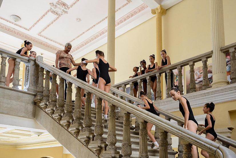 Cuban Dancers #2