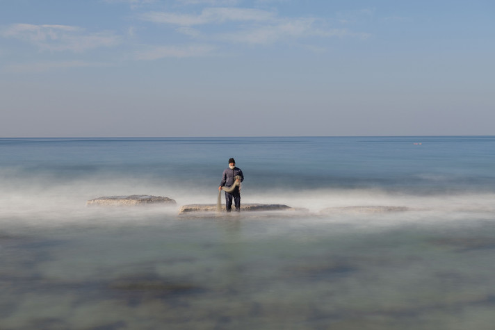 The fisherman 0.1
