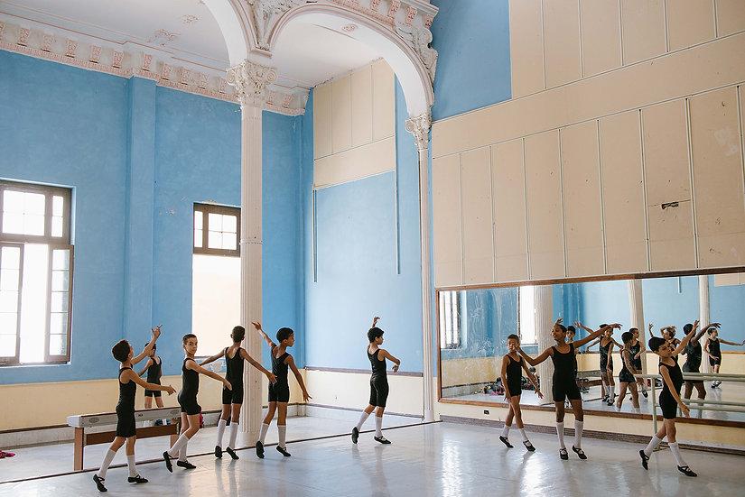 CUBAN DANCING CLASS