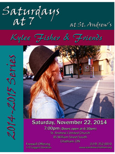 Kylee Fisher and Friends poster.jpg